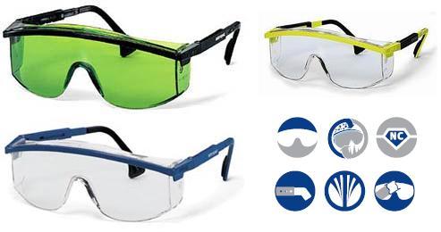 92202103d ochranné pomôcky, ochrana zraku, ochranné okuliare, uvex, astropec ...