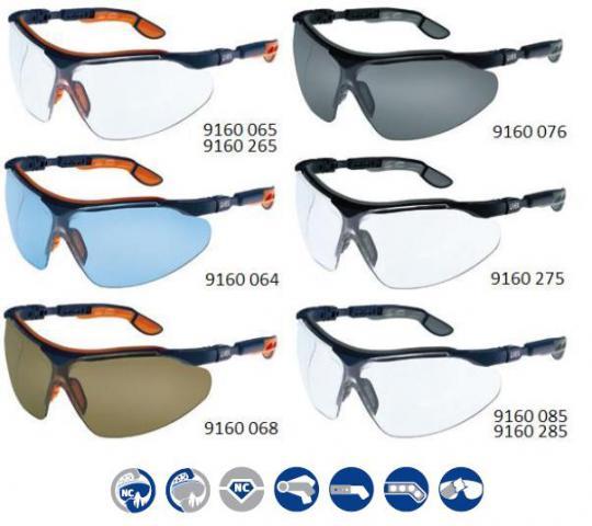 c97689589 ochranné pomôcky, ochrana zraku, ochranné okuliare, uvex, i-vo 9160 ...